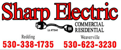 Logo for Sharp Electric